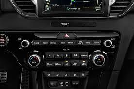 kia sportage 2017 interior 2017 kia sportage center console interior photo automotive com
