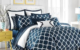 Nautical Bed Sets Duvet Amazing Navy Blue And White Bedding Sets Enchanting