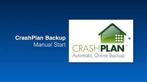 manually starting a crashplan backup resourcesforlife com