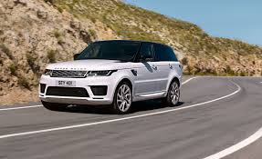 navy land rover 2019 range rover sport p400e the start of land rover u0027s