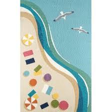 modern nautical area rugs allmodern