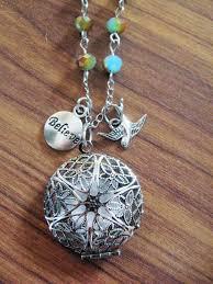 necklace charm diy images Diy essential oil diffuser necklace make something mondays jpg