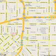 map of fresno map of fresno california united states hotels accommodation