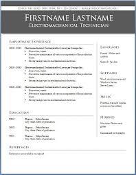 resume formats word microsoft word resume simple microsoft word resume template