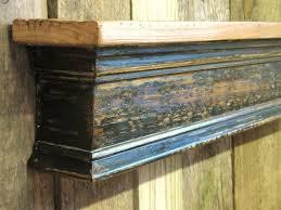 Distressed Wood Shelves by 22 Best Shelves Images On Pinterest Barn Wood Shelves Wood