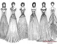 wedding dress sketches fashion pinterest wedding dress