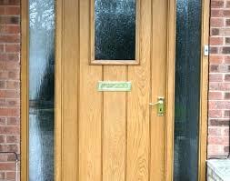 Oak Exterior Doors Oak Front Door Whitneytaylorbooks