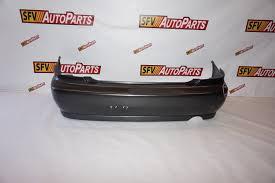 lexus is300 oem parts lexus is300 rear bumper 2002 2005