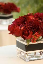 Red And White Centerpieces For Wedding by 355 Best Low Centerpieces Images On Pinterest Marriage
