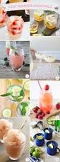 summer cocktail recipes fruity u0026 delicious 8 simple diy cocktail ideas onefabday com