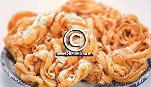 cuisine du maroc choumicha recette haloua m chebka halouat el ghorraf