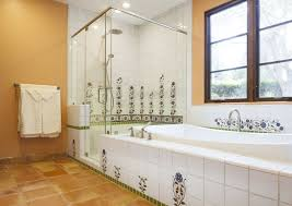 mexican tile bathroom designs mexican tile the of mexico in your home porch advice