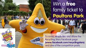 win a family ticket to paultons park