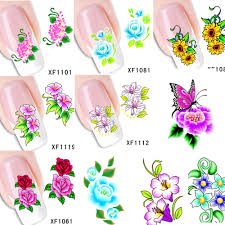 water sticker nail art best nail 2017 how to use nail art