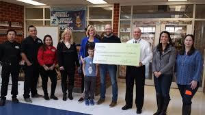 brambleton town center donates 1 000 to creighton u0027s corner