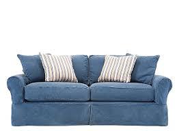 Blue Sleeper Sofa Blue Jean Sofas Queen Sleeper Sofa Sleeper Sofas Raymour