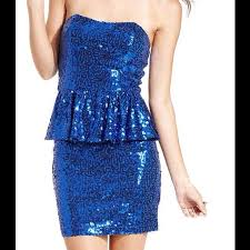 ruby rox out of stock ruby rox juniors royal blue dress from