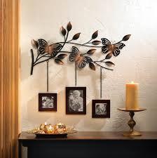 awesome metal butterflies wall decor photos best home design