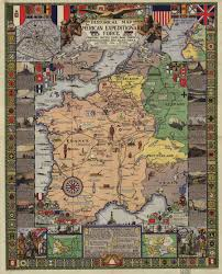 Map Of Europe After Ww1 by Featured Source American Expeditionary Force Map Tps Barat