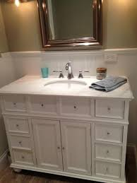 44 Inch Bathroom Vanity Home Decorators Collection Hampton Harbor 44 In W X 22 In D Bath