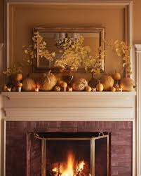40 thanksgiving mantelpiece décor ideas digsdigs