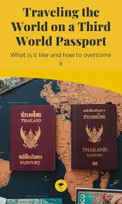 South Dakota Where Can You Travel Without A Passport images Traveling the world on a third world passport what is it like jpg