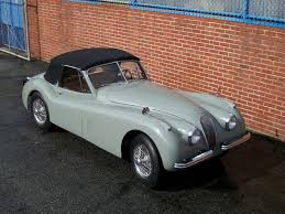 1953 jaguar xk120 drop head coupe