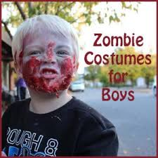 Zombie Costumes Zombie Costume Ideas For Boys