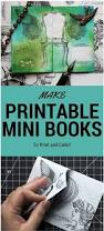 1000 images about toys and crafts on pinterest mini books diy