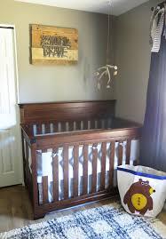 rustic woodland nursery for baby boy love this rustic boy nursery