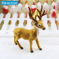 new year deer decor aliexpress decoration home decor wall stickers
