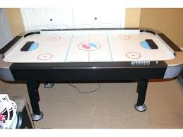 84 air hockey table sportcraft air hockey table 8 air hockey table sportcraft 84 inch