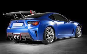 subaru brz modified subaru unveils racy brz sti performance concept performancedrive