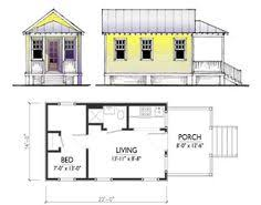 Small Cabin Blueprints Vintage House Plan How Much Space Would You Want In A Bigger