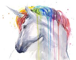 unicorn rainbow unicorn rainbow olechka design