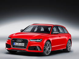 audi this audi station wagon is supercar fast u2014 but if you live in