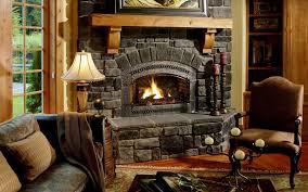 fireplace room binhminh decoration