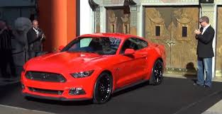 2009 mustang v6 mpg 2015 ford mustang to get 32 mpg with help from ecoboost