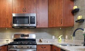 wood cabinets kitchen design 3 ways kitchen designs are using cherry cabinets and other