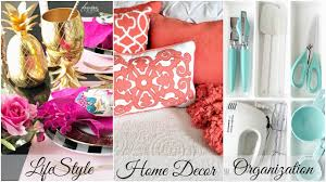 home organization huge shopping haul lifestyle home decor