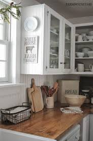 Images Of Cottage Kitchens - best 25 white farmhouse kitchens ideas on pinterest farmhouse