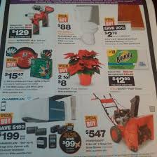 black friday 2016 home depot insert home depot black friday flyer