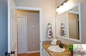 bathroom mirror frame ideas awesome 80 bathroom mirror ideas diy decorating design of best 25