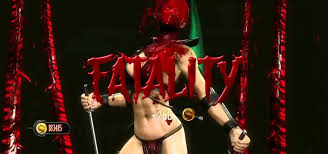 Skarlet Mortal Kombat Halloween Costume Unlock Alternate Costumes Mortal Kombat 9