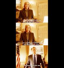 i the west wing so much bartlet for america