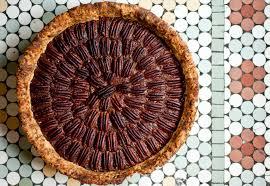 pecan pie thanksgiving rye pecan pie recipe nyt cooking