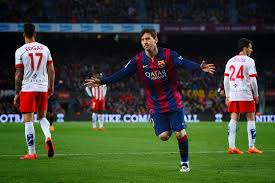 nwk to mia lionel messi comes out of nowhere with a full sleeve