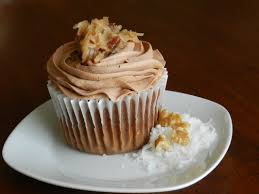 german chocolate cupcake the cake shop cupcakes wedding
