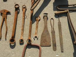 Antique Woodworking Tools Toronto On by 506 Best Rusty Metal Pieces Images On Pinterest Antique Tools