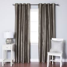 Faux Silk Embroidered Curtains Grey Faux Silk Curtains 100 Images Quality Home Faux Silk